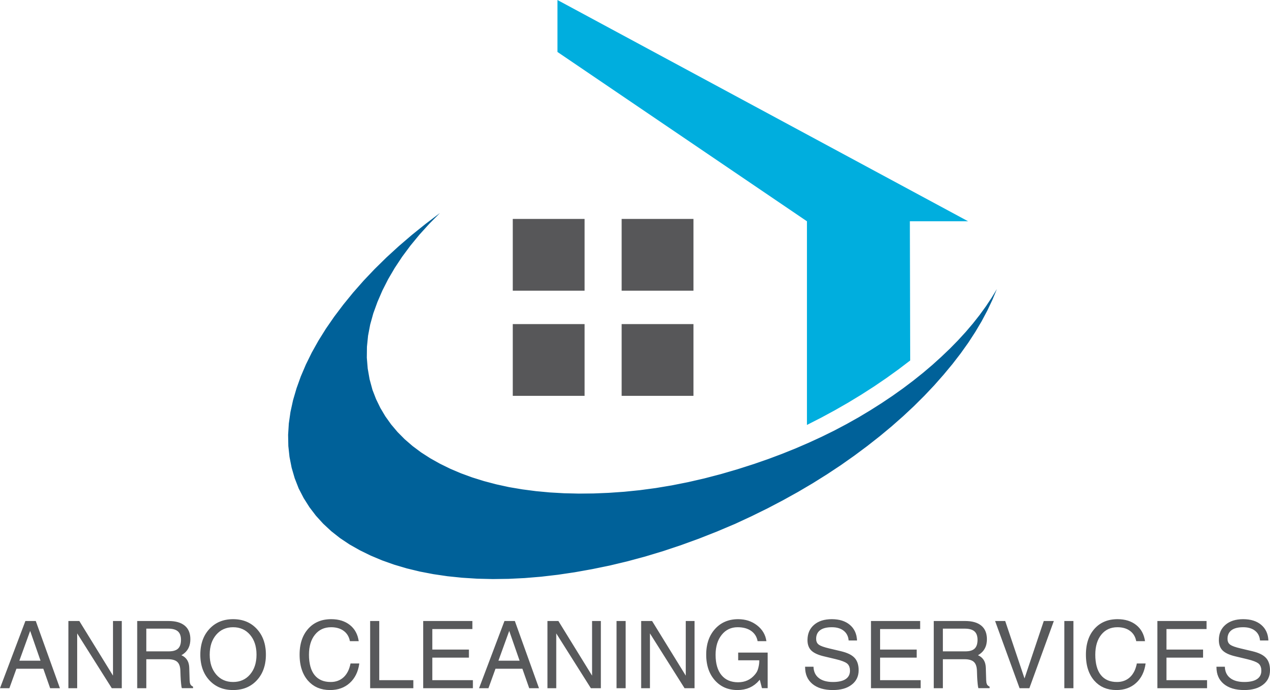 ANRO cleaning logo